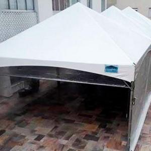 Aluguel de tenda de lona em SP