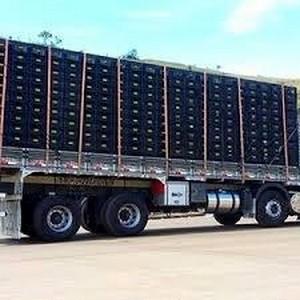 Cinta com catraca para caminhão