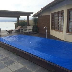 Fábrica de lonas para piscinas